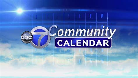 community calendar abcnycom