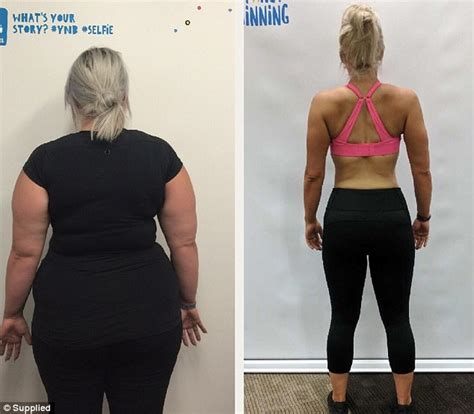 genesis 12 week challenge addicted to cigarettes sugar reveals lost 49 kilos