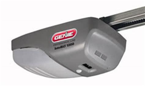 Genie Trilog 1200 Screw Drive Garage Door Opener 3 4 Hp Genie 1200 Garage Door Opener