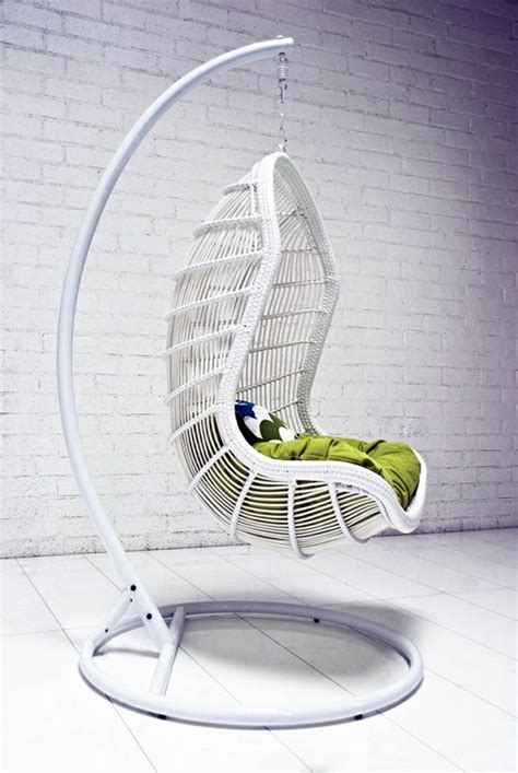 50 basket hanging chair ? cool interior design ideas for