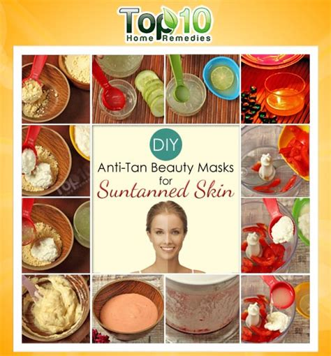 Top 10 Diy Cosmetics For Winter Skin Top Inspired Diy Anti Masks For Suntanned Skin Top 10 Home Remedies
