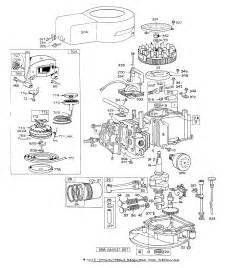 toro 16111 lawnmower 1971 sn 1000001 1999999 parts diagram for engine briggs stratton