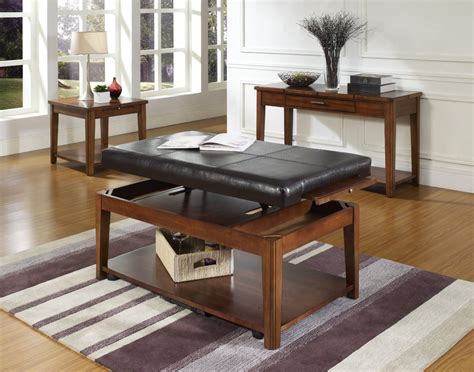 Lift Top Ottoman Coffee Tables Lift Top Ottoman Coffee Table