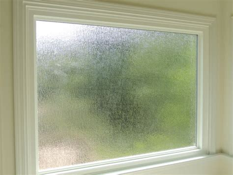 bathroom windows privacy glass rain obscure glass limits visibility while still be