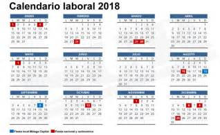 Calendario Laboral Madrid 2018 Festivos Puentes Y Macropuentes De 2018 Calendario