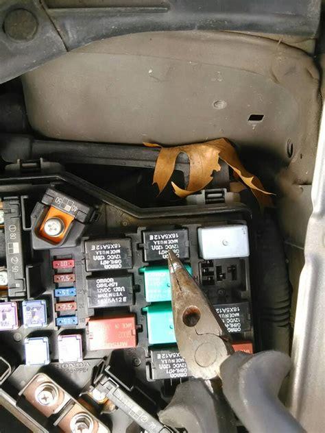 civic lx engine dies  idle due  ac compressor stuck  clubciviccom honda civic forum