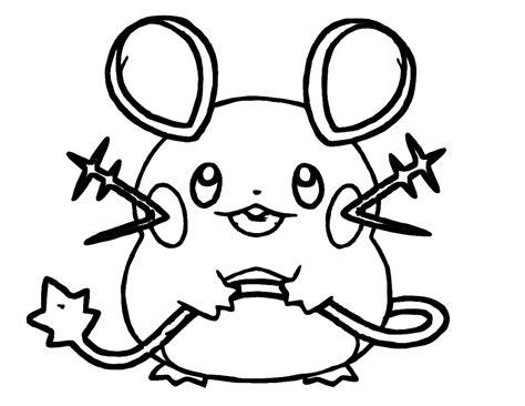 pokemon coloring pages inkay pokemon dedenne pokemon coloring pages pinterest
