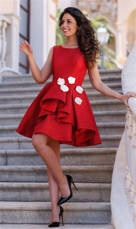 vestidos cortos con vuelo vestidos cortos con vuelo baranos