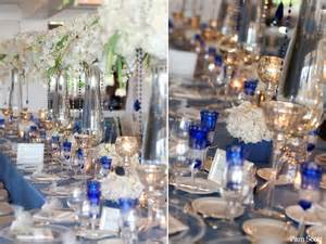 blue and silver wedding cobalt blue and silver wedding inspiration the merry