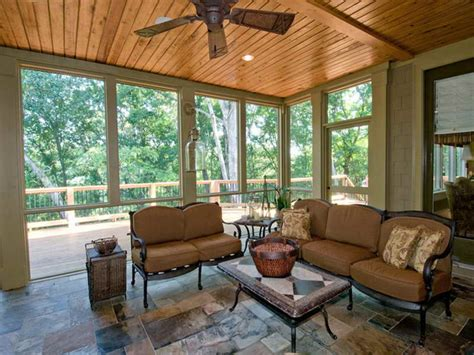 enclosed porch plans planning ideas enclosed screen porch plans ideas