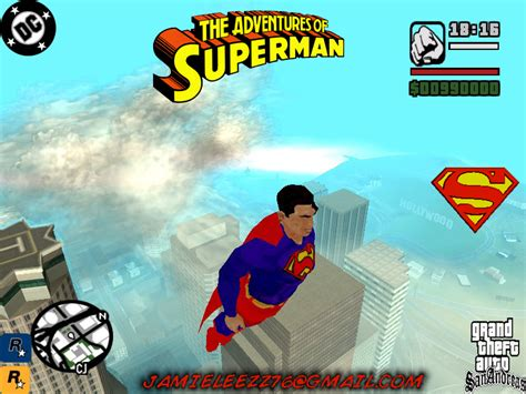 gta vice city superman mod game free download the gta place superman sa beta 1 0