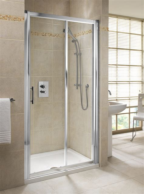 Twyford Geo6 Sliding Shower Enclosure Door 1200mm G68503cp Shower Cubicle Door