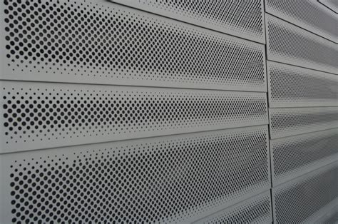 perforated pattern design software fa 231 ade panels perforated panels from metaltech usa