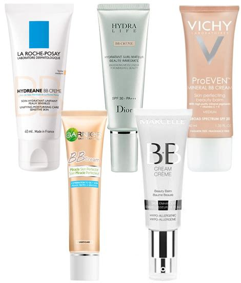 Bb Name real style names our favorite bb creams