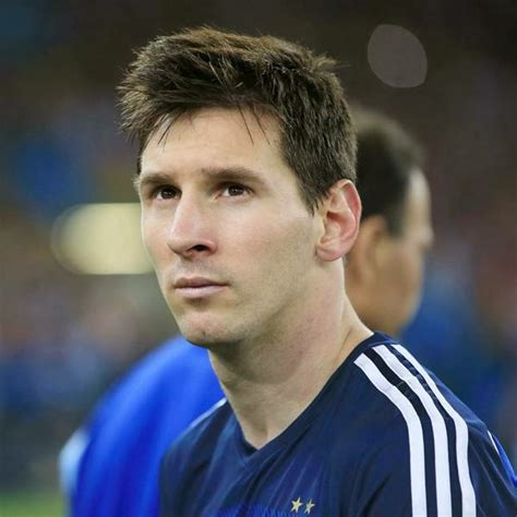 argentina hairstyle messi haircut world cup 2014 www imgkid com the image