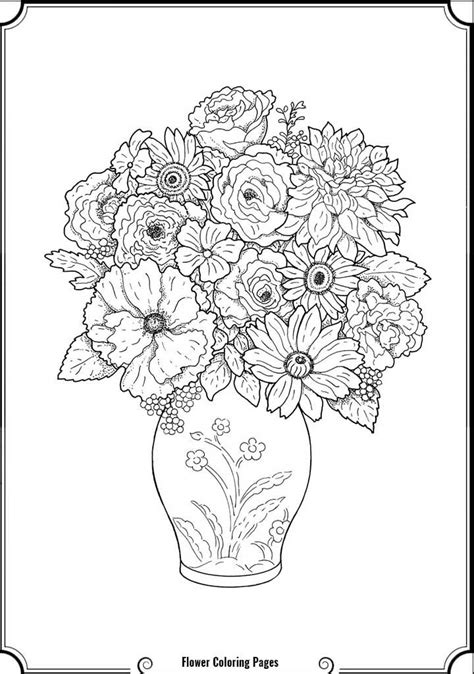 complicated coloring pages complicated flower coloring pages coloring home