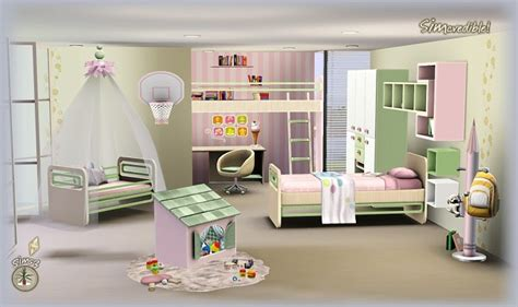 my sims 4 blog toy story bedroom set by miguel my sims 3 blog little wonders bedroom set by simcredible