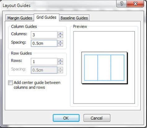 layout guides in publisher 2010 office 2010 office 2010 publisher ii