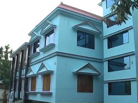 modern house plans with pictures in bangladesh modern house bangladesh house part 1 youtube