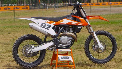 motocross action online first ride 2016 ktm 450sxf motocross action magazine