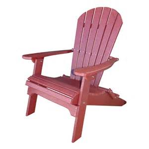 adirondack plastic chairs shop merlot plastic folding patio adirondack