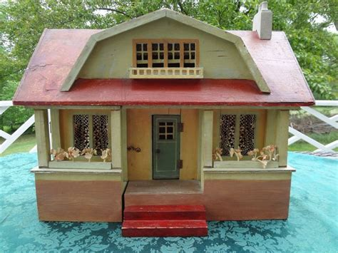 dollhouse roof gottschalk roof doll house with three rooms