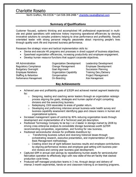 resume resources exles sle summary for resume lovely speech language therapist