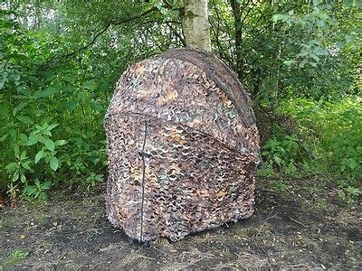 pop up chair hide camouflage equipment