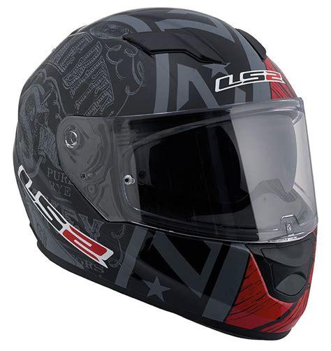 Motorradhelm Ls2 by Ls2 Stream Helmet Review 2018