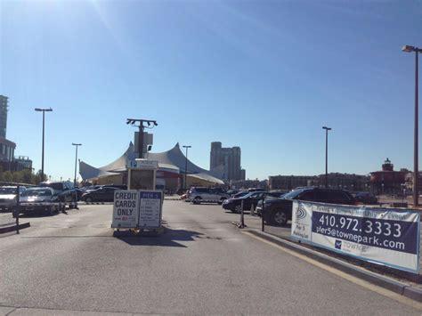 pier v parking pier v parking in baltimore parkme