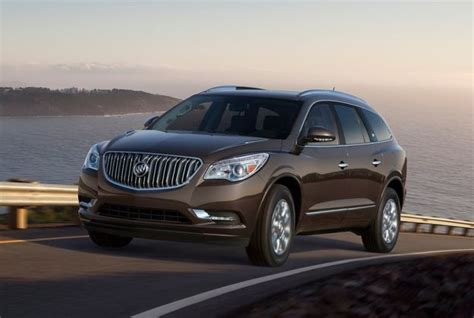 2015 buick enclave release date and review interior specs