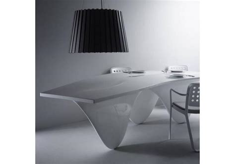 Aqua Table L Established And Sons Aqua Table By Zaha Hadid In Black Or White For Sale At 1stdibs