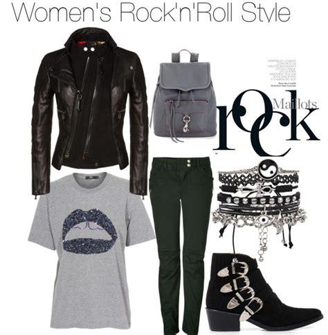 10 Best Rock 'n' Roll Style Ideas For Women   WardrobeLooks.com