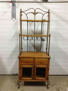 Furniture Bakers Rack Baker S Rack Furniture