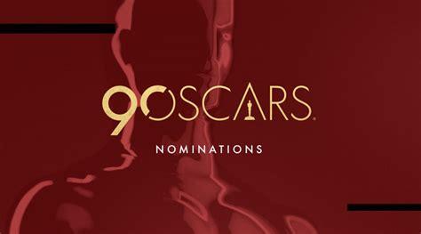 nominados a los premios oscar 2018 lista lista completa de nominados a los premios oscar 2018 ecartelera