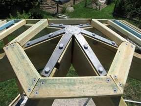 Galerry gazebo framing plan