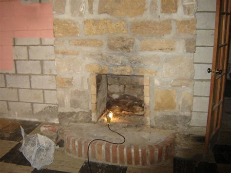 how to clean soot brick fireplace chimneys removing soot stains from bricks and