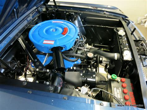 how do cars engines work 1964 ford mustang electronic throttle control pace car white 1964 1964 ford mustang maple hill restoration
