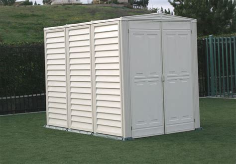 Storage Shed 5 X 10 by Yardmate 5 X 8 Vinyl Storage Shed With Floor 811