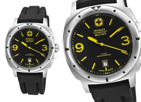 Swiss Navy 1133mb Coklat Yellow In Collection wenger swiss