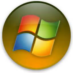 windows vista  logo series  multi color transparent