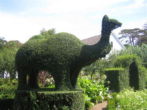 Garden Animals Green Animal Topiary Garden Wedding Venues Vendors