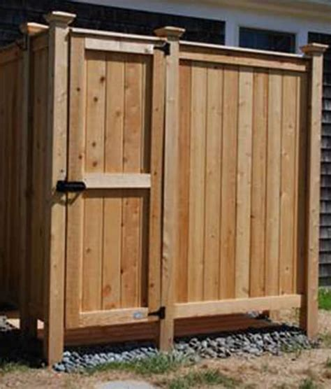 outdoor shower kits outdoor shower kits plans enclosures