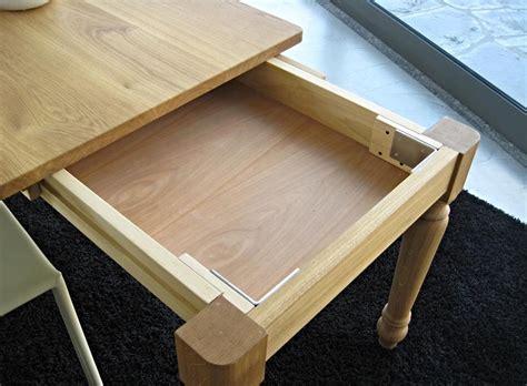 guide tavolo allungabile tavolo allungabile artigianale in legno massello di rovere