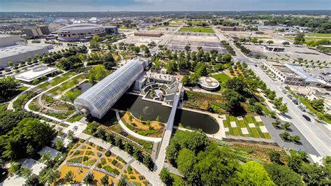 Myriad Gardens by Myriad Botanical Gardens Named A Winner Ojb Landscape