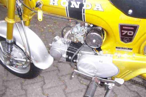 Motorrad Kette Drauf Machen by Honda Dax St 70 Motorrad Hercules