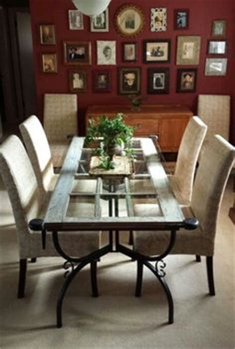 Dining Room Tables Made Out Of Doors Dining Table From Door Something Is New Again