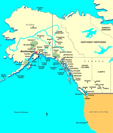 anchorage map anchorage ak discount cruises last minute cruises notice cruises vacations to go