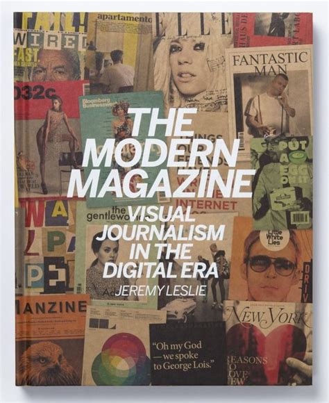 libro the modern magazine visual new books on typefaces blog