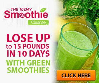 12 Day Detox Smoothie Reviews by 10 Day Smoothie Cleanse Book Review